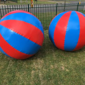 Giant Inflated Balls