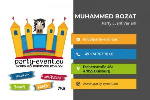 Party-Event Partner